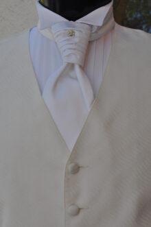 e649b525e54a Tuxedo Vest/Cravat - Ceremonia midnight blue brocade - Tuxedo ...