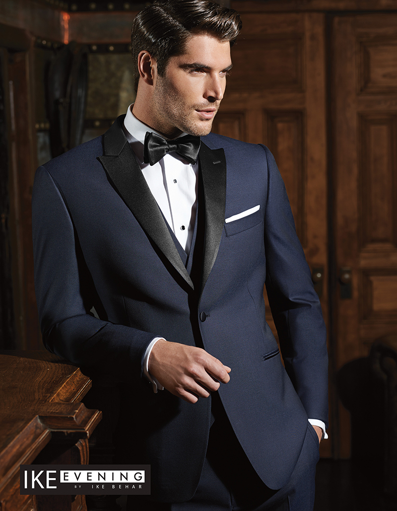 Men Slim Fit Tuxedos Miami