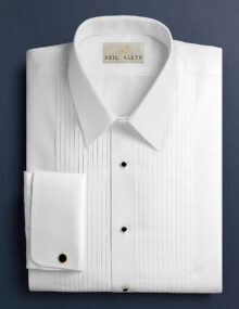 Slim Fit Tuxedo Shirts Miami