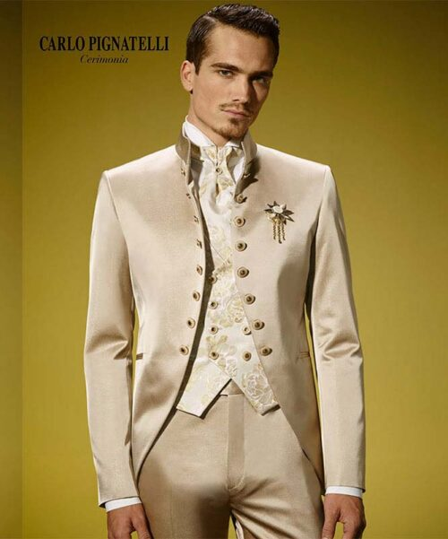 Italian Men Fitted Suits