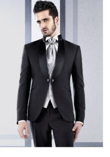 Italian Men Slim Fit Suits
