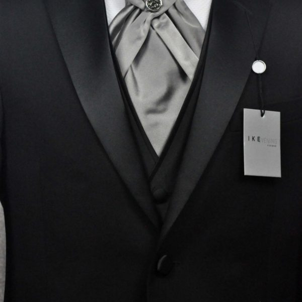 Tuxedo Accessories Black Tie Miami