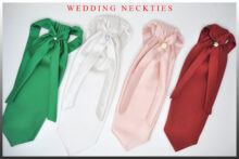 Ascot Ties Wedding