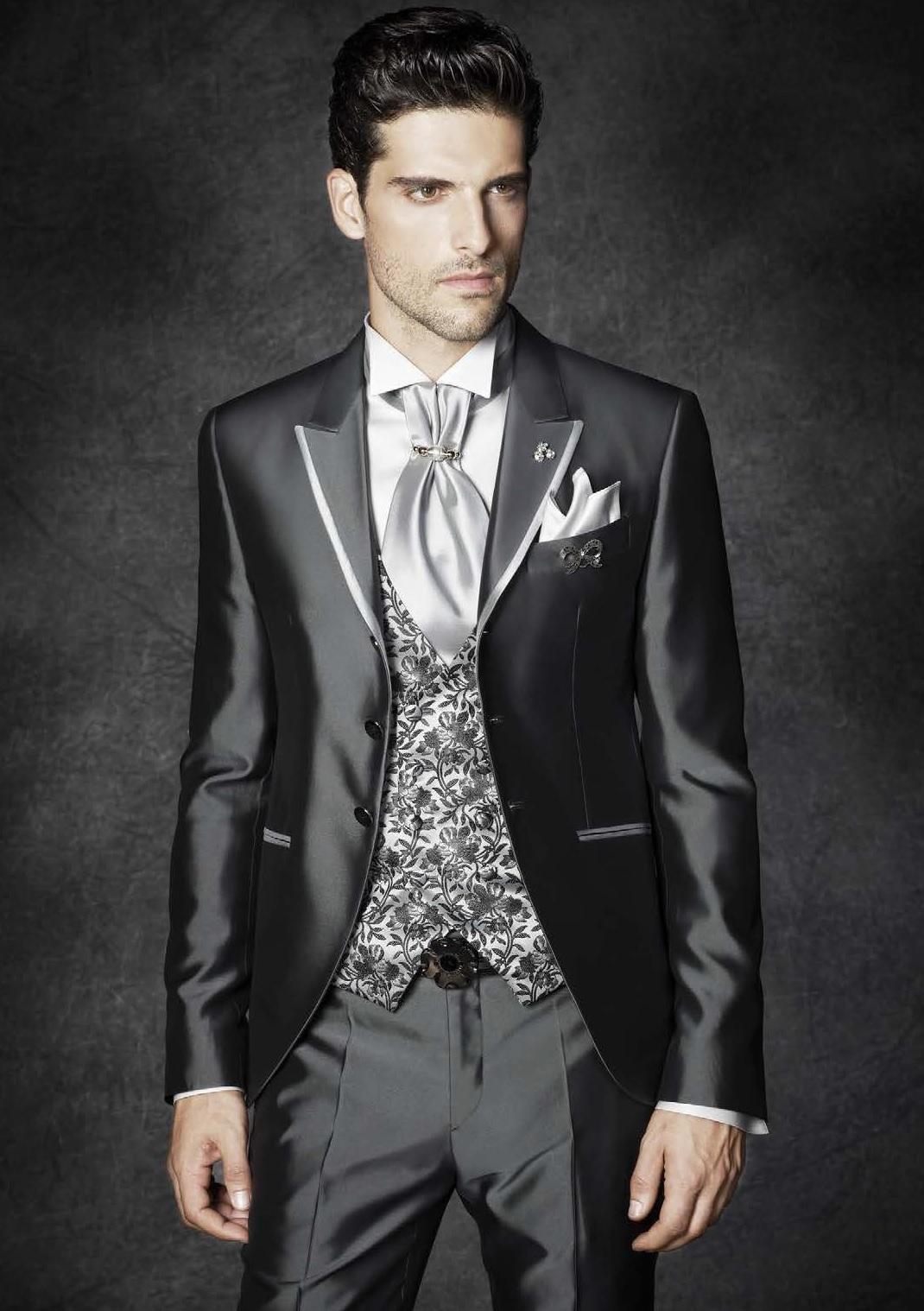 6d8e7779ba83 Formal Ascot Ties South Miami Tuxedo Accessories