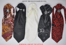 Formal Groom's Neckties