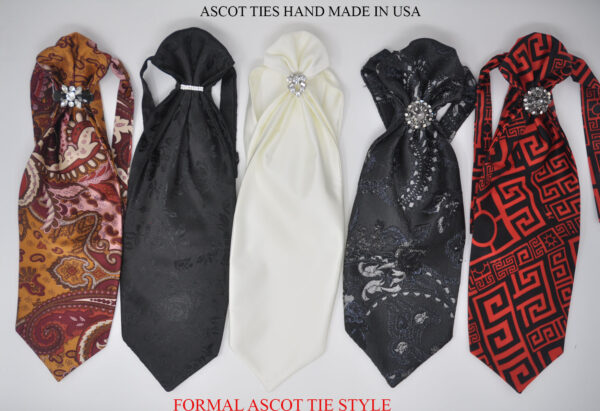 Formal Groom's Neckties