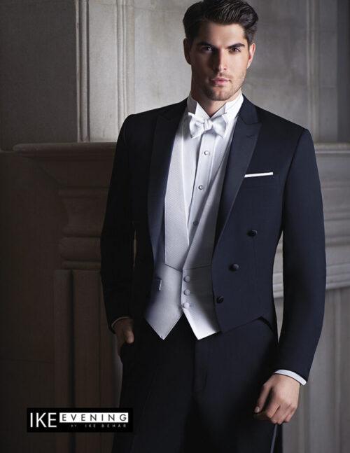 Black tie tuxedos