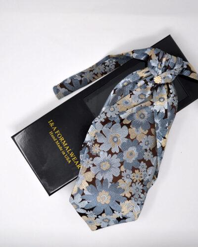 Groom's Renaissance Style Neckties