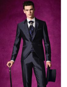 Italian Men Suits Slim Fit