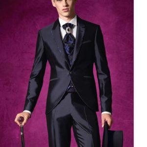 Italian Men Suits Slim Fit Tuxedos Miami