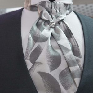 Cravats Ties Men Scarves Wedding Attire