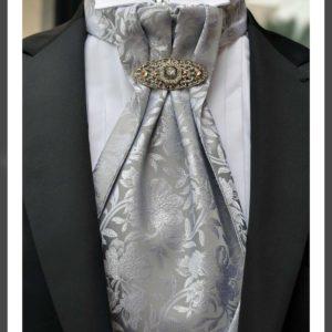 Victorian Neck Ties Vintage Ascot
