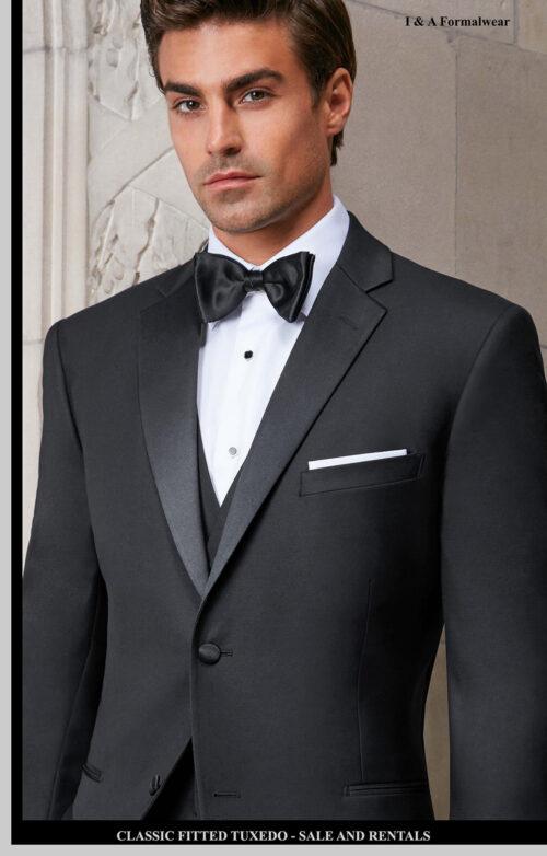 Black Tuxedos