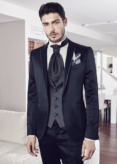 Gray Tuxedo Accessories Miami
