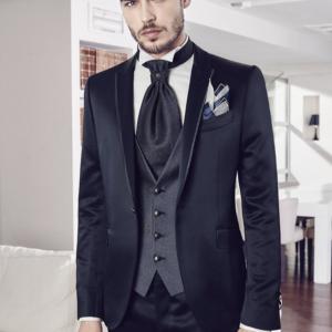 Gray Tuxedo Accessories Miami