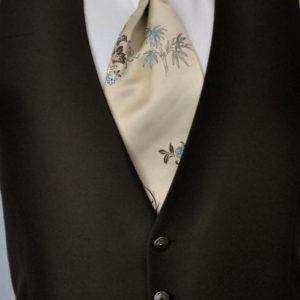 Wedding Cravat Waistcoat