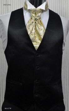 Groom Cravat Ascot Ties