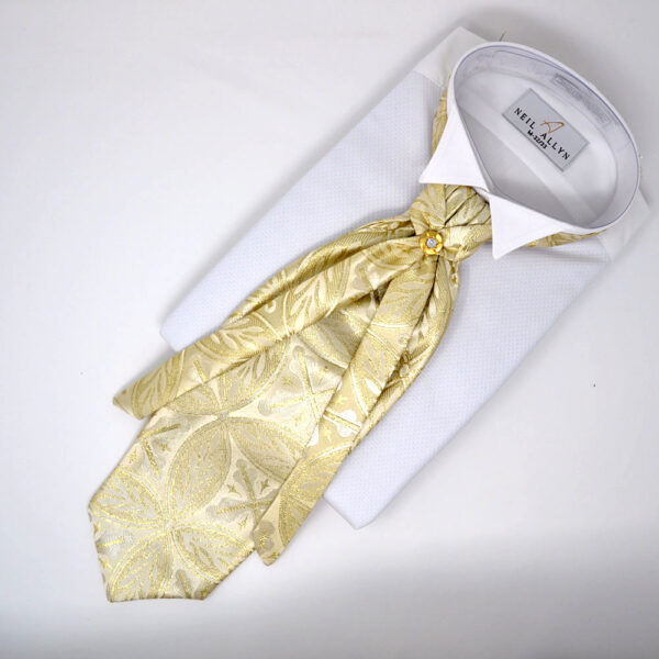 Wedding Ascot Ties