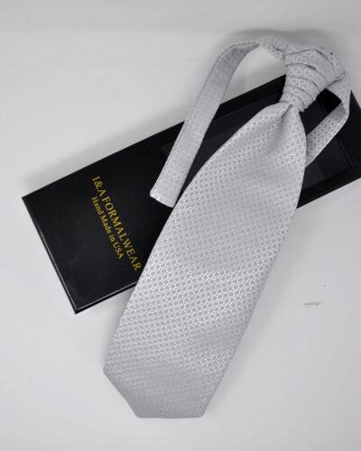 Groom Silver Neck Ties