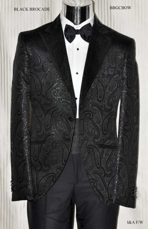 Black Tuxedo Accessories