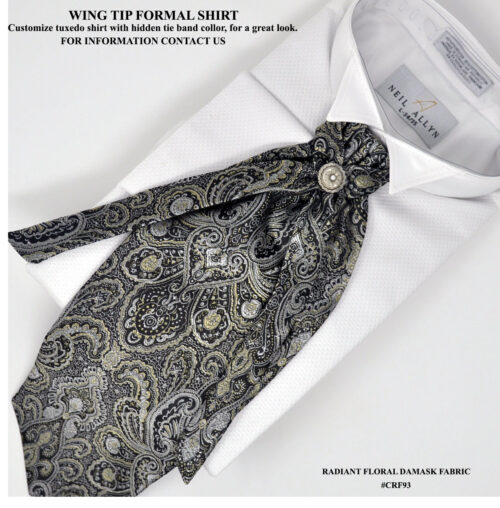 Groom Black Neckties