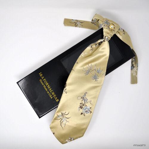 Gold Tuxedo Ties