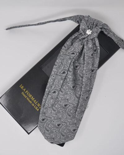 Wedding Ascot Tie Men