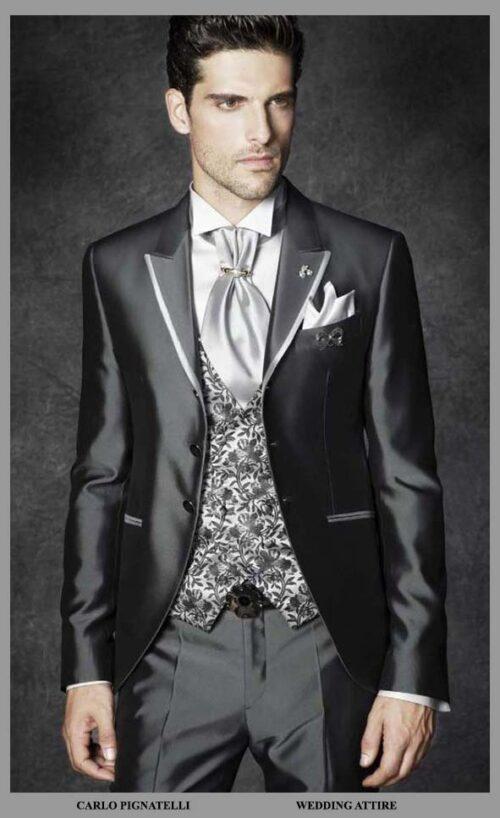 Fine Italian Suits Men