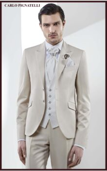 Italian Men's Wedding Suits