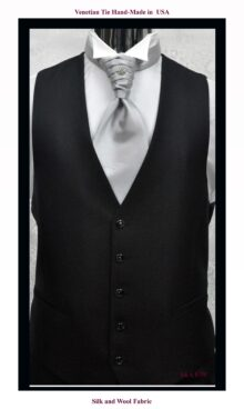 Mens Ascot Ties Wedding Miami