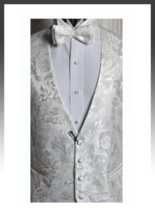 Groom Tuxedo Accessories Miami Neck Ties