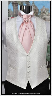 Groom Victorian Style Necktie