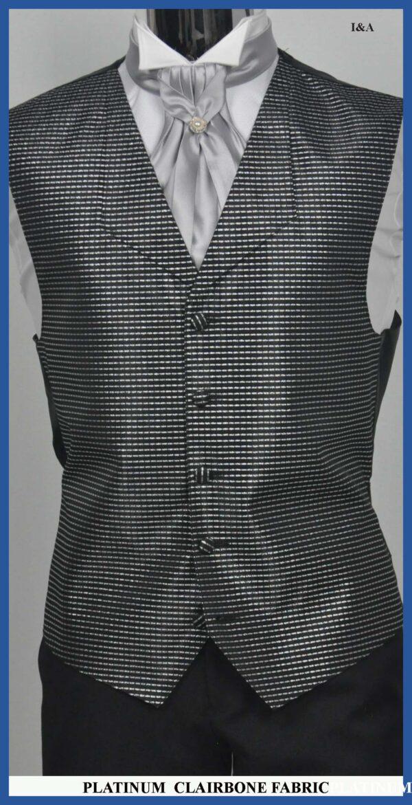 Groom Tuxedo Waistcoat