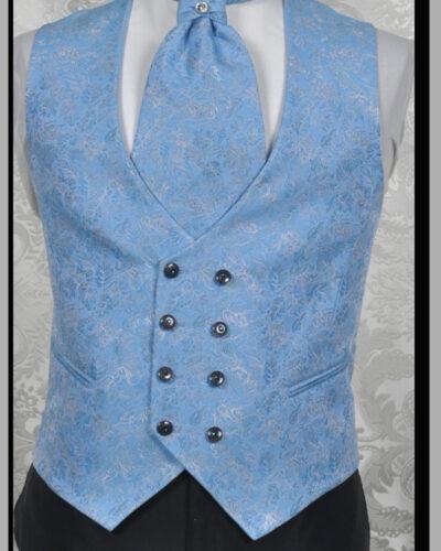 Groom Tuxedo Vest Tie