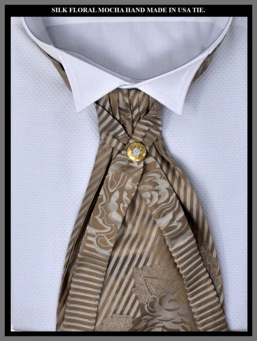 Victorian Style Cravat Ties