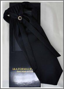 Black Tuxedo Wedding Accessory