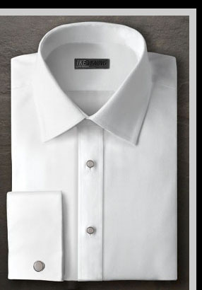 Men's Formal Tuxedo shirts.