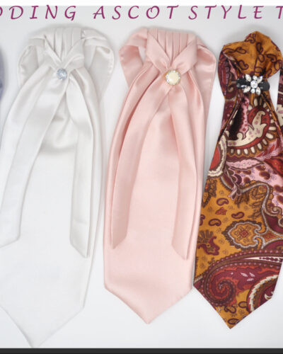 Ascot Ties for Men