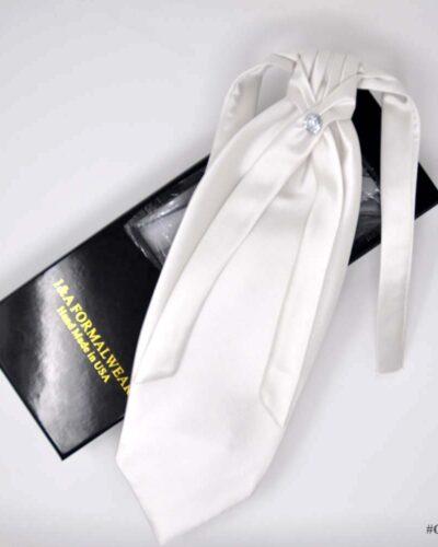Tuxedo White Tie