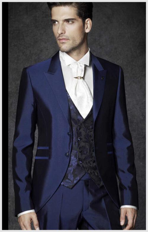 Groom's White Tuxedo