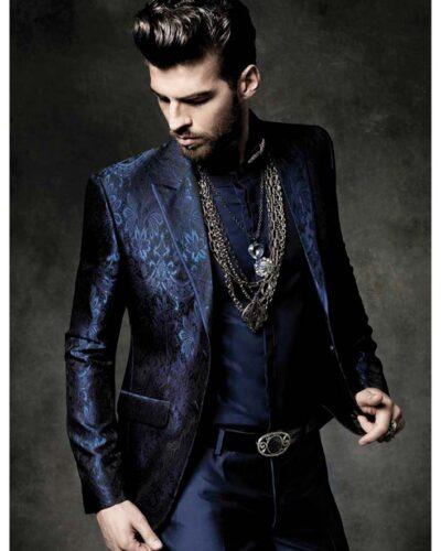 Italian Made Men's Suits