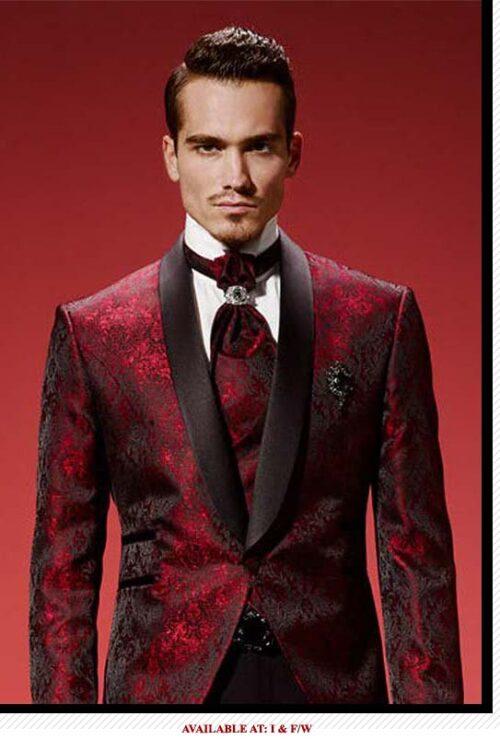 Italian Made Men's Suit
