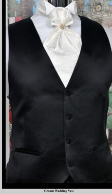 Groom Wedding Vest