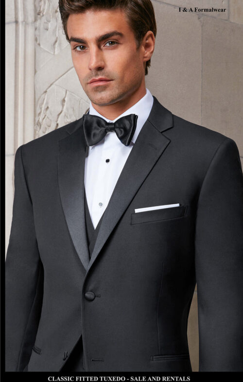 Wedding Black Tuxedo