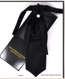 Groom Black Ties