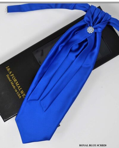 VICTORIAN STYLE ASCOT TIES