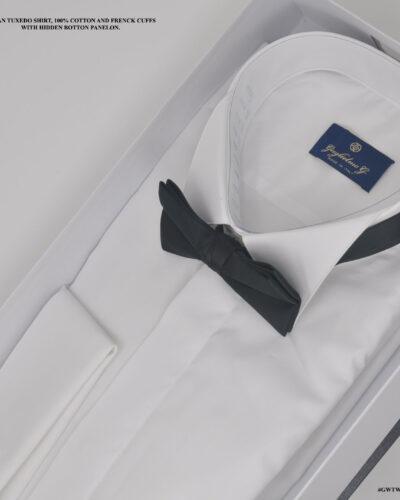 Tuxedo Shirt Formal Shirts