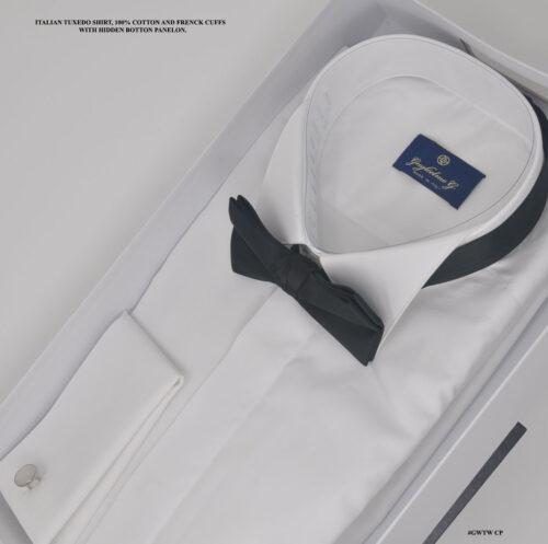 Italian Tuxedo Shirts