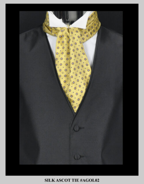 Ascot Silk Ties