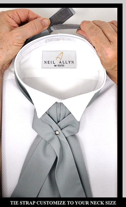 Wedding Tuxedo Shirt